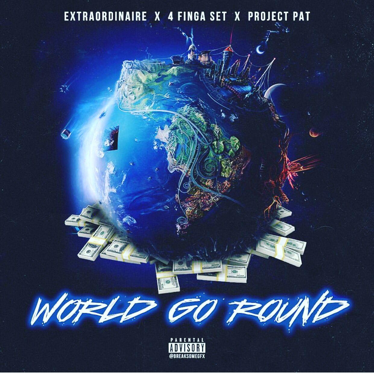 Extraordinaire  #worldgoround ft.  Project Pat & 4 Finga Set  #pressplay #playloud #newsouthernorder #Immaculatesc #lifestyle #followus #jointhetakeover #summer16