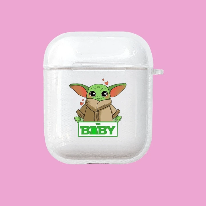 Baby Yoda Cases Airpodplay In 2020 Earphone Case Case Cover