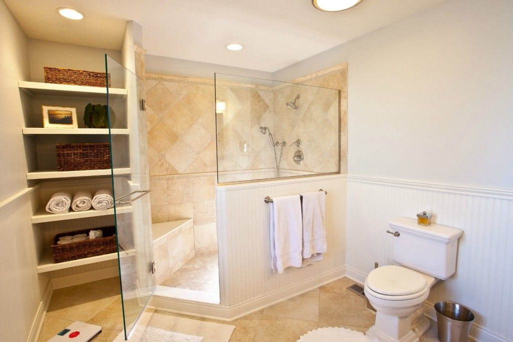 remove tub from master bathroom | Project Highlight ...