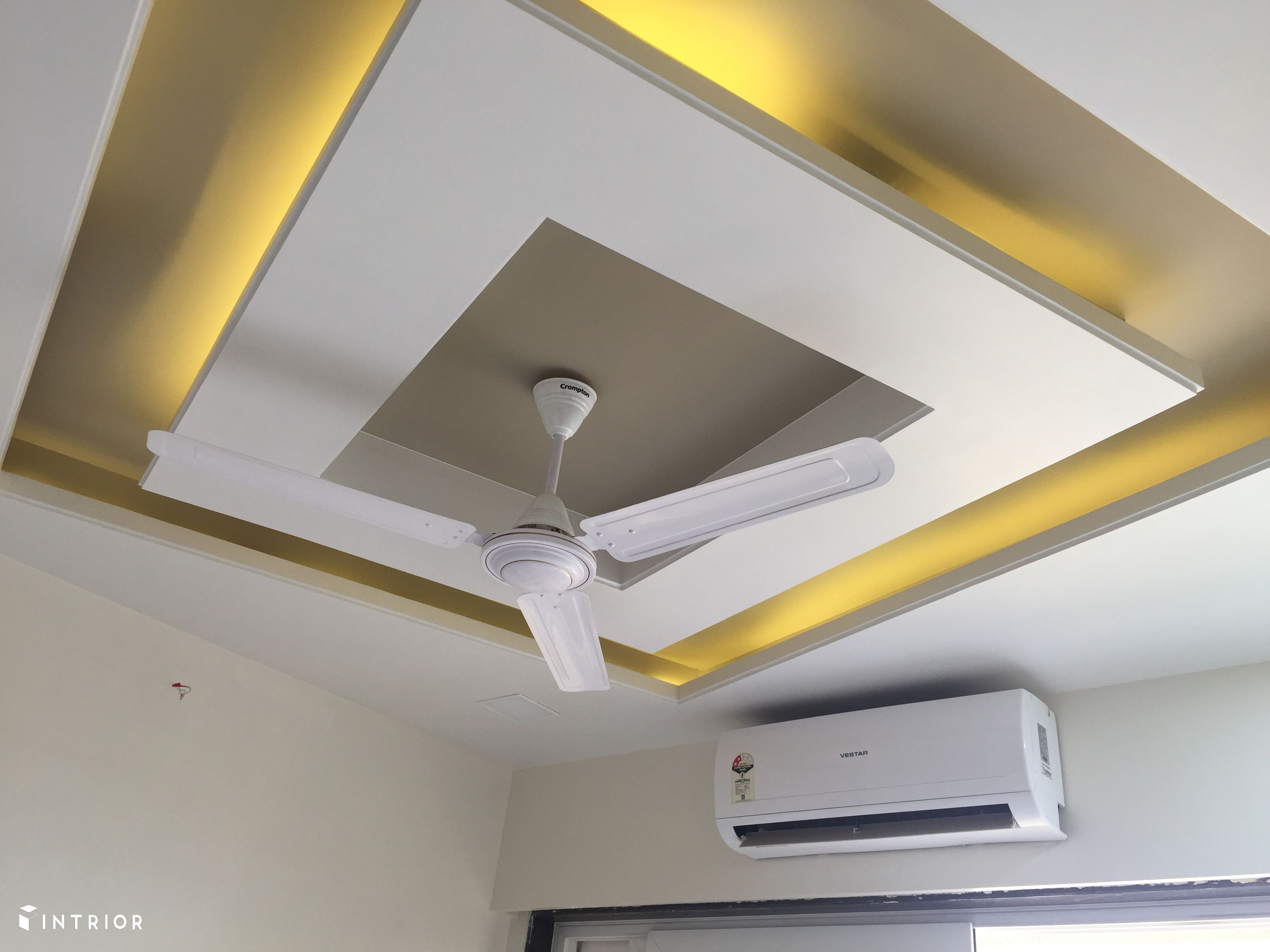 Master Bedroom False Ceiling Design In 2019 Bedroom False