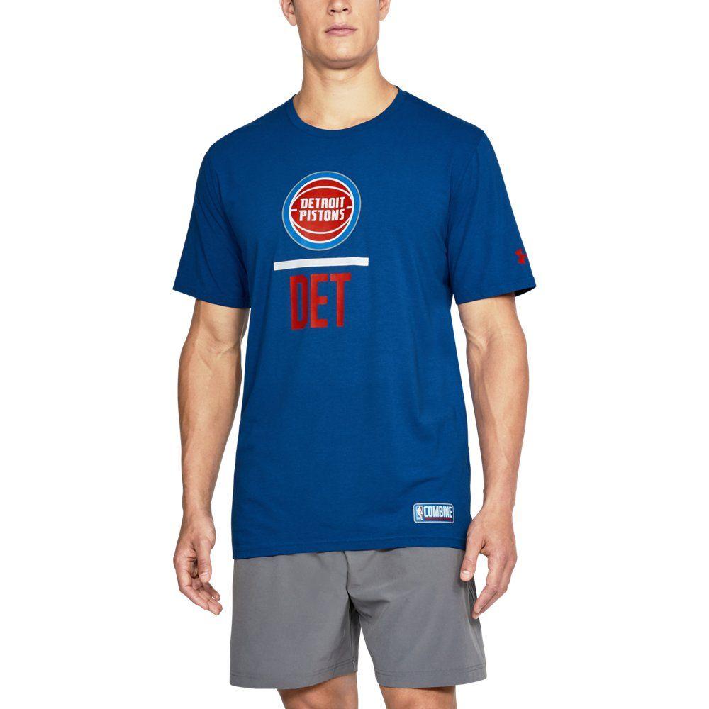 Under Armour Men S Nba Combine Ua Graphic T Shirt Under