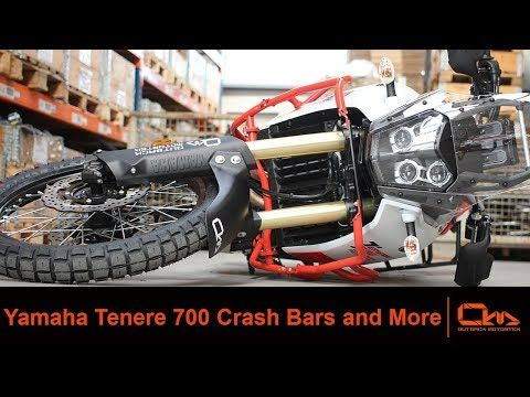 Yamaha Tenere 700 Accessories By Outback Motortek Youtube Yamaha Outback Adventure