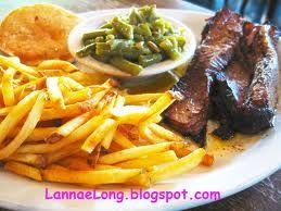 Puckett's in Leiepr's Fork  Great BBQ, Cheeseburgers & Smoked Cherry Wings