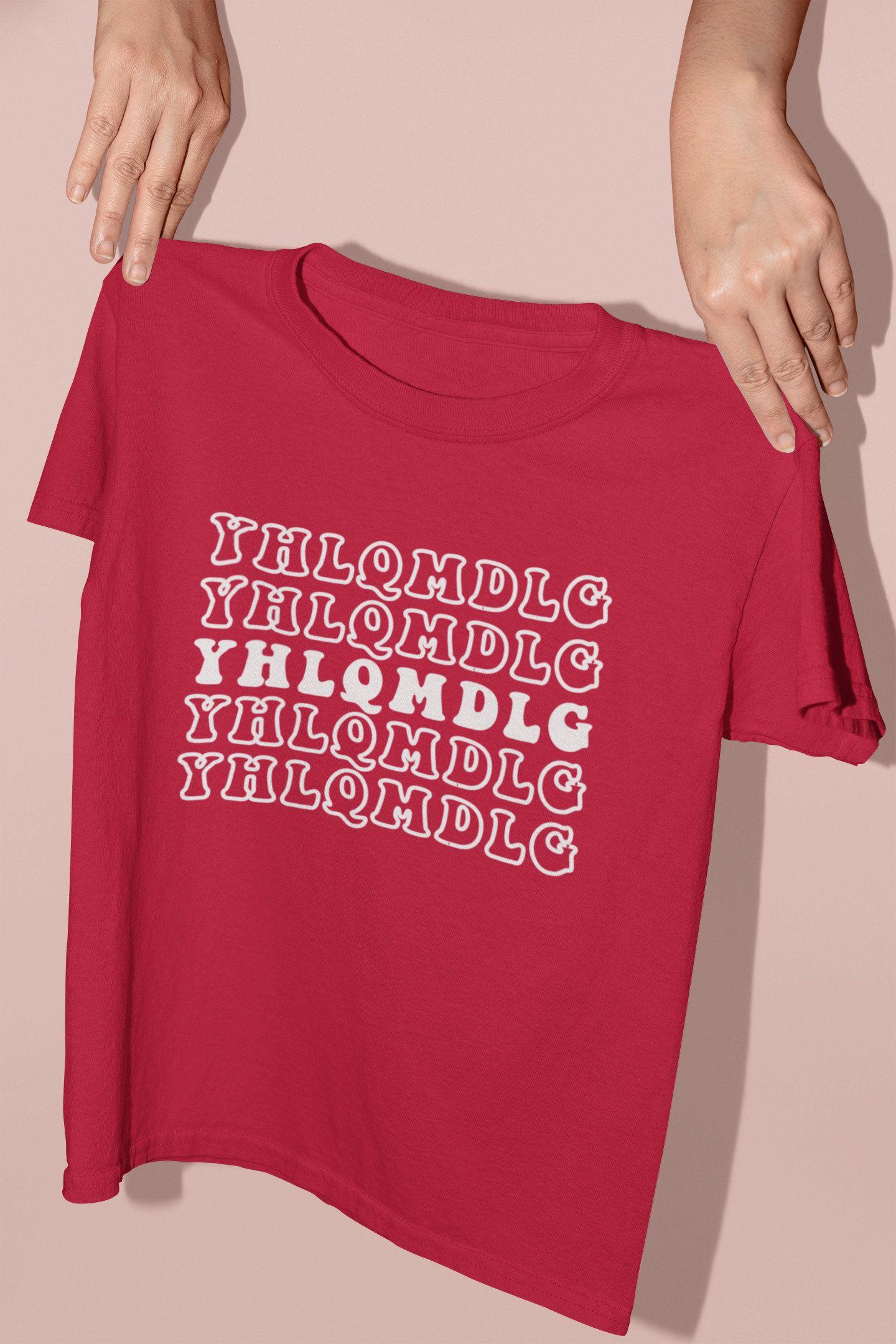 YHLQMDLG Bad Bunny Shirt