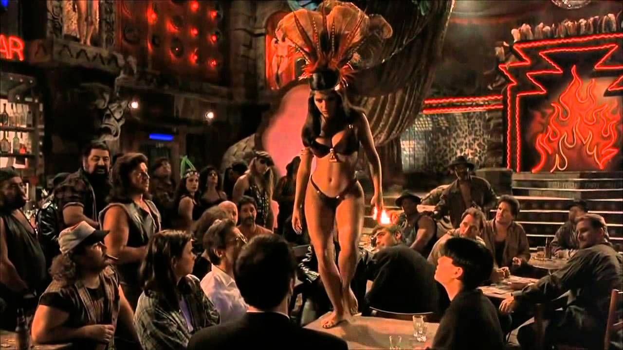 From Dusk Till Dawn table dance scene with Salma Hayek After Dark HD - YouTube | Salma hayek, Dusk till dawn, After dark