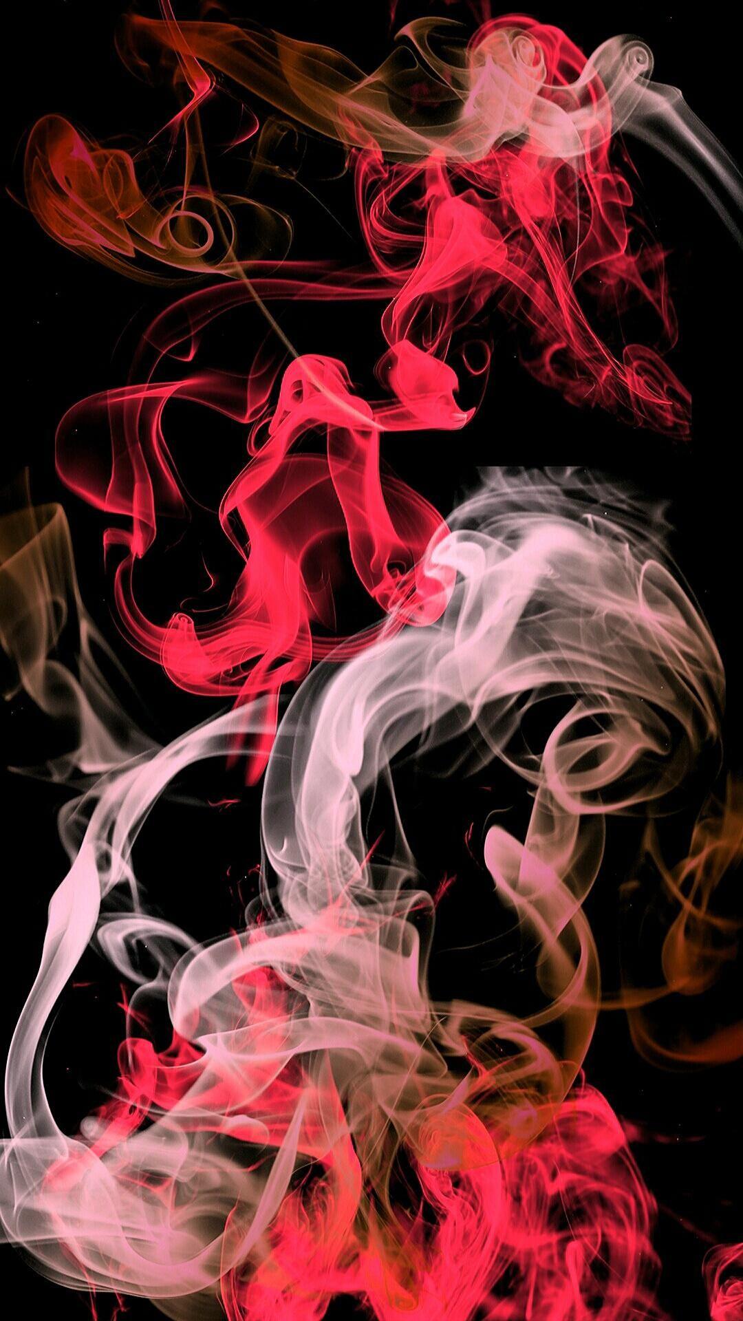 Pin by Somaya Saad on Wallpaper Iphone wallpaper smoke