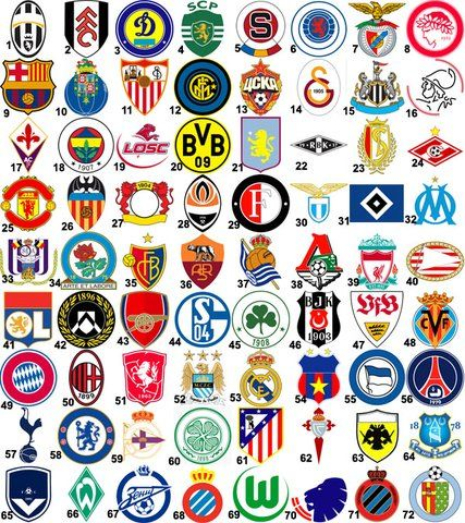 Pin By Claudia Fco On Soccer Football Logo Football Team Logos Soccer Logo