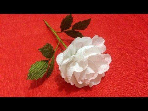 How to make rose tissue paper flowers flower making of tissue how to make rose tissue paper flowers flower making of tissue paper paper flower mightylinksfo