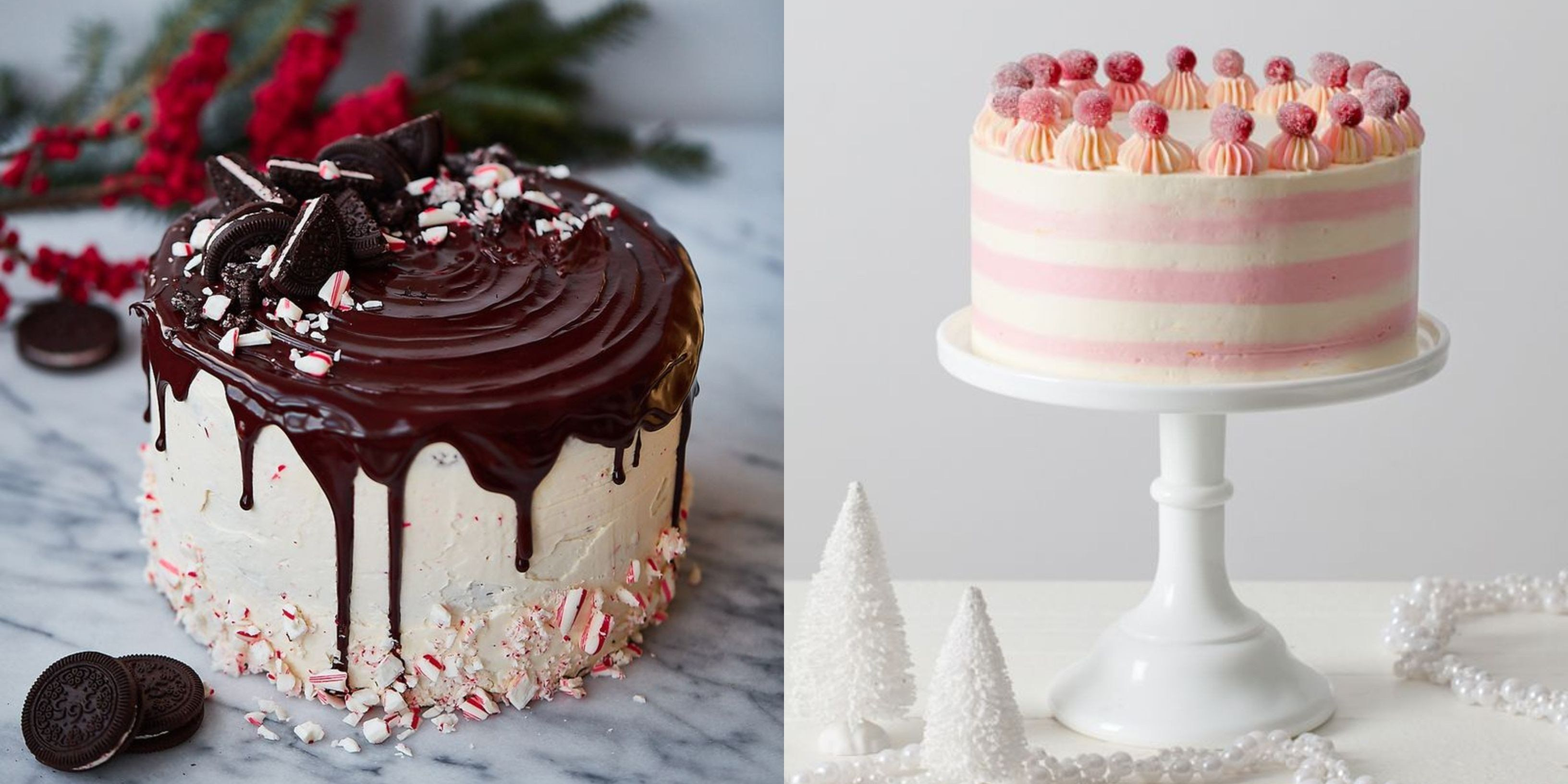 Chocolate Cake Decoration Ideas Best Of 43 Best Christmas Cakes