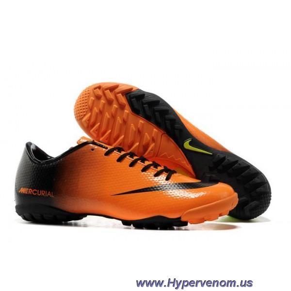 Metáfora espina Carrera  Nike Mercurial Vapor IX TF Orange Black Green Outlet | Nike soccer shoes,  Soccer shoes, Green football boots