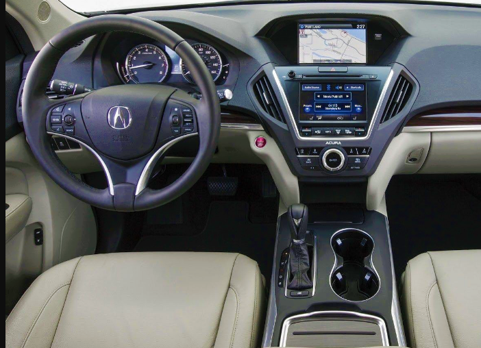 2018 Acura Mdx Interior Acura Mdx Acura Mdx Hybrid Acura