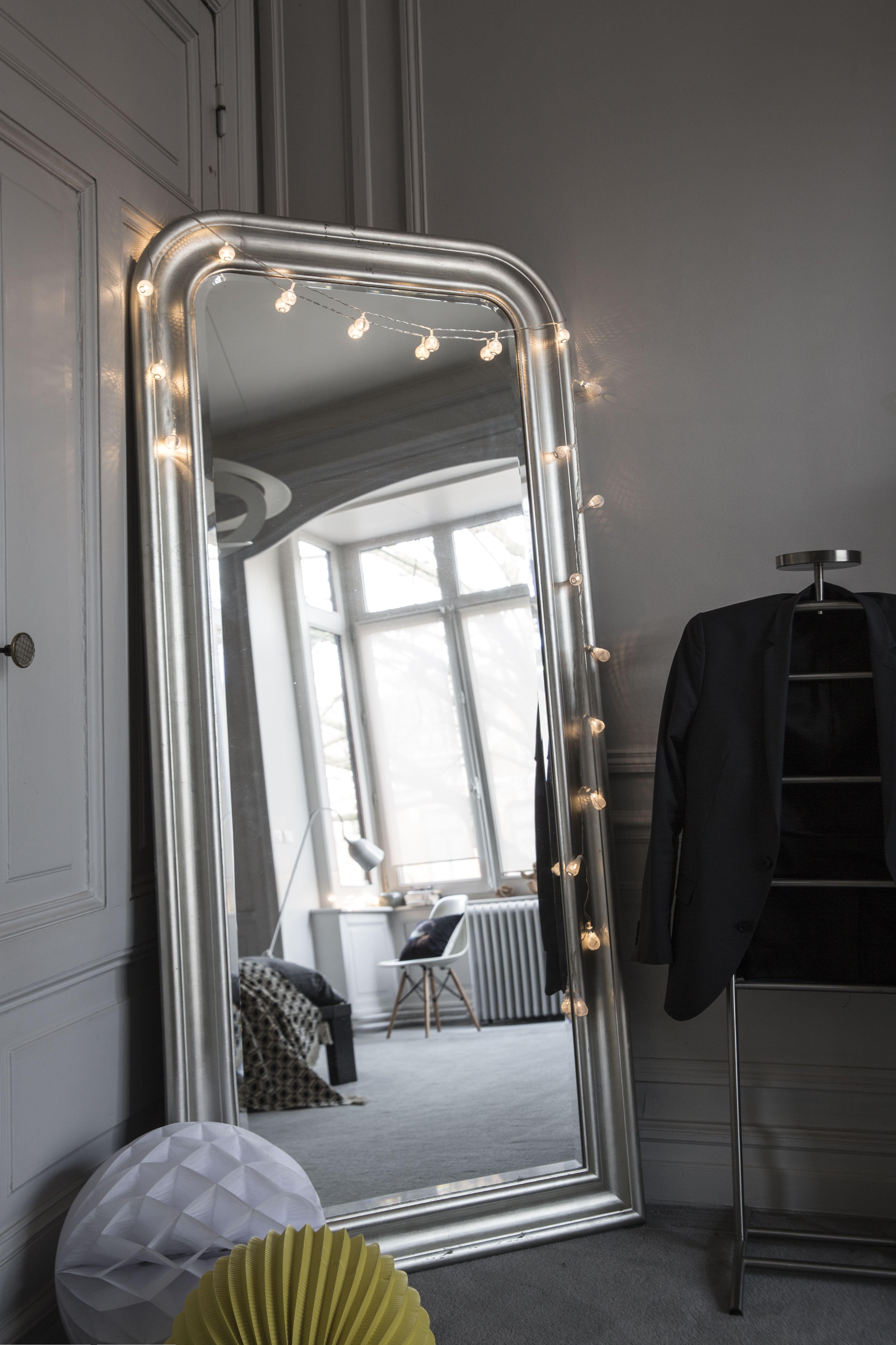Nouveau Décorez votre miroir préféré d'une guirlande LED   Guirlande TO-69