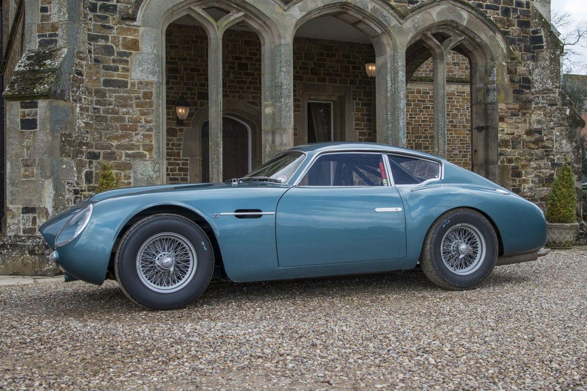 Db4 Zagato On Classic Driver For Sale It Looks Very Original Aston Martin Aston Martin Cars Aston