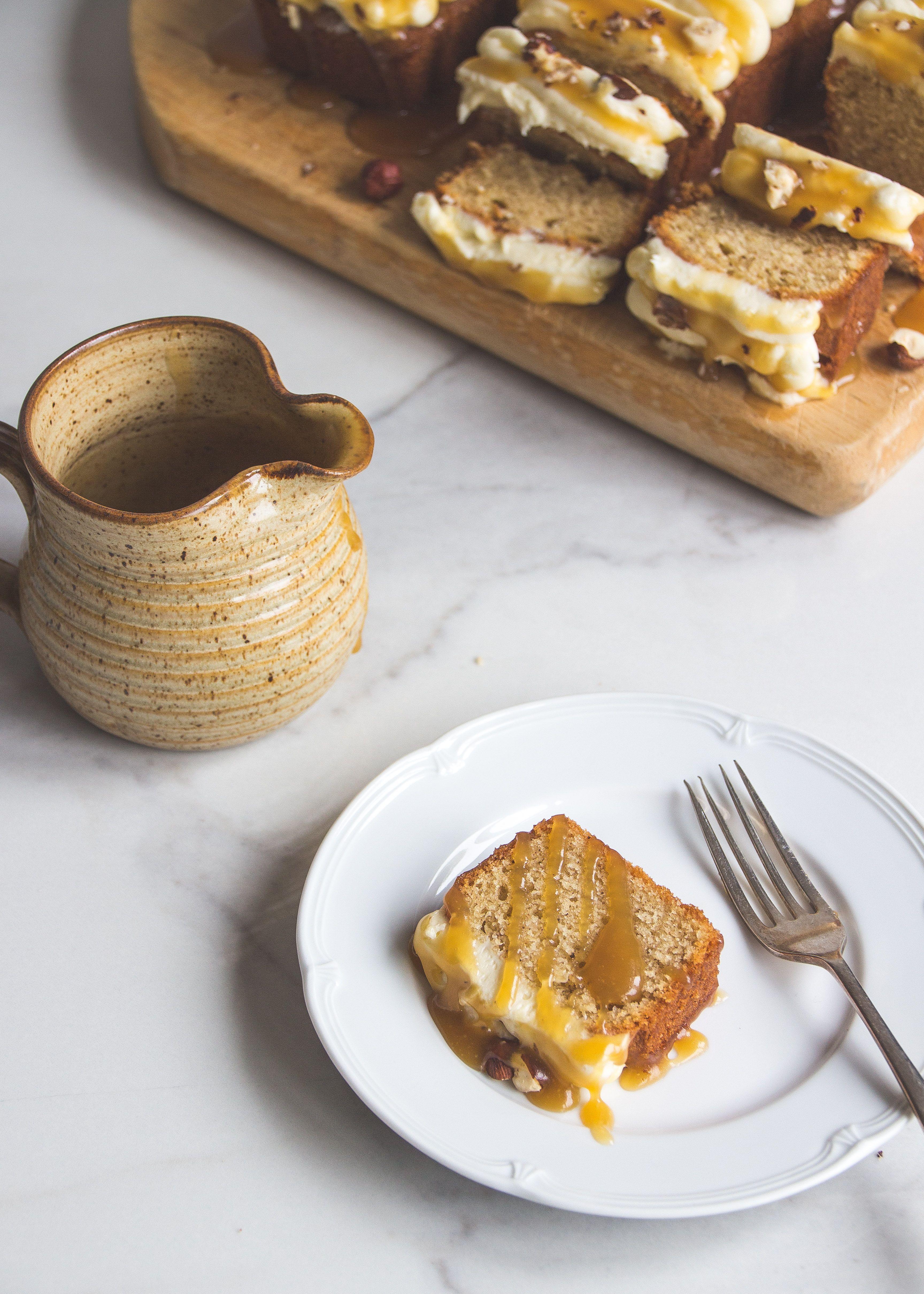 pics FODMAP Lemon and Mint Loaf Recipe