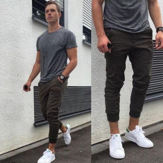 6e99b31bdfd46 Macho Moda - Blog de Moda Masculina  CALÇA JOGGER MASCULINA  Dicas de Onde  Comprar no Brasil. Moda Masculina, Moda para Homens, Roupa de Homem, Street  Wear.
