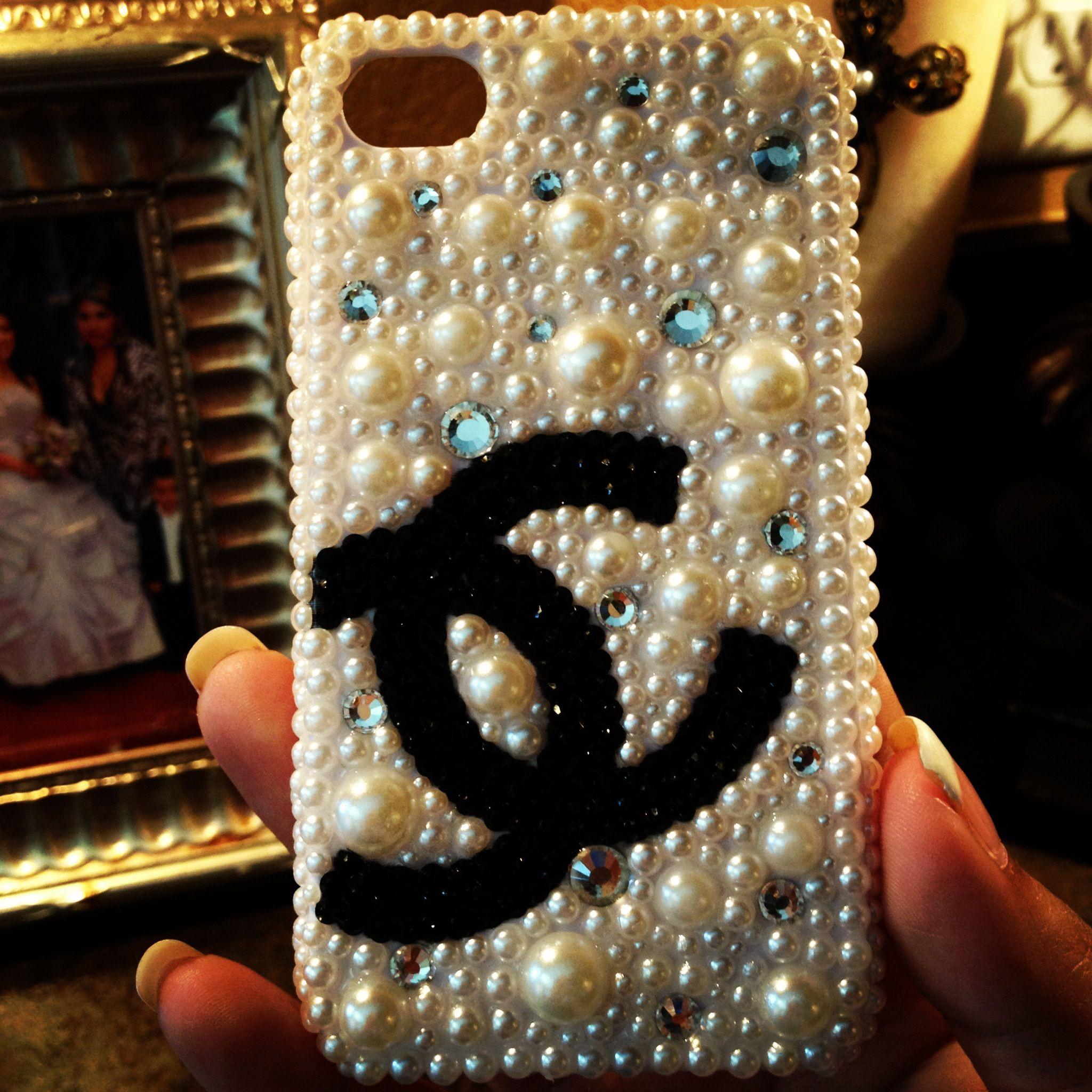 Finally got my chanel iPhone case. yay! love it