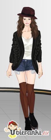 Przygotuj stylizację dla dziewczyna, która lubi styl Grunge! http://www.ubieranki.eu/ubieranki/6269/grungeowy-styl.html