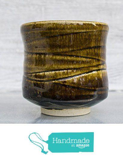 Tenmoku Tea Bowl from C. Newlin Ceramics http://www.amazon.com/dp/B016CIVW0K/ref=hnd_sw_r_pi_dp_Vwfwwb1FBQSVN #handmadeatamazon