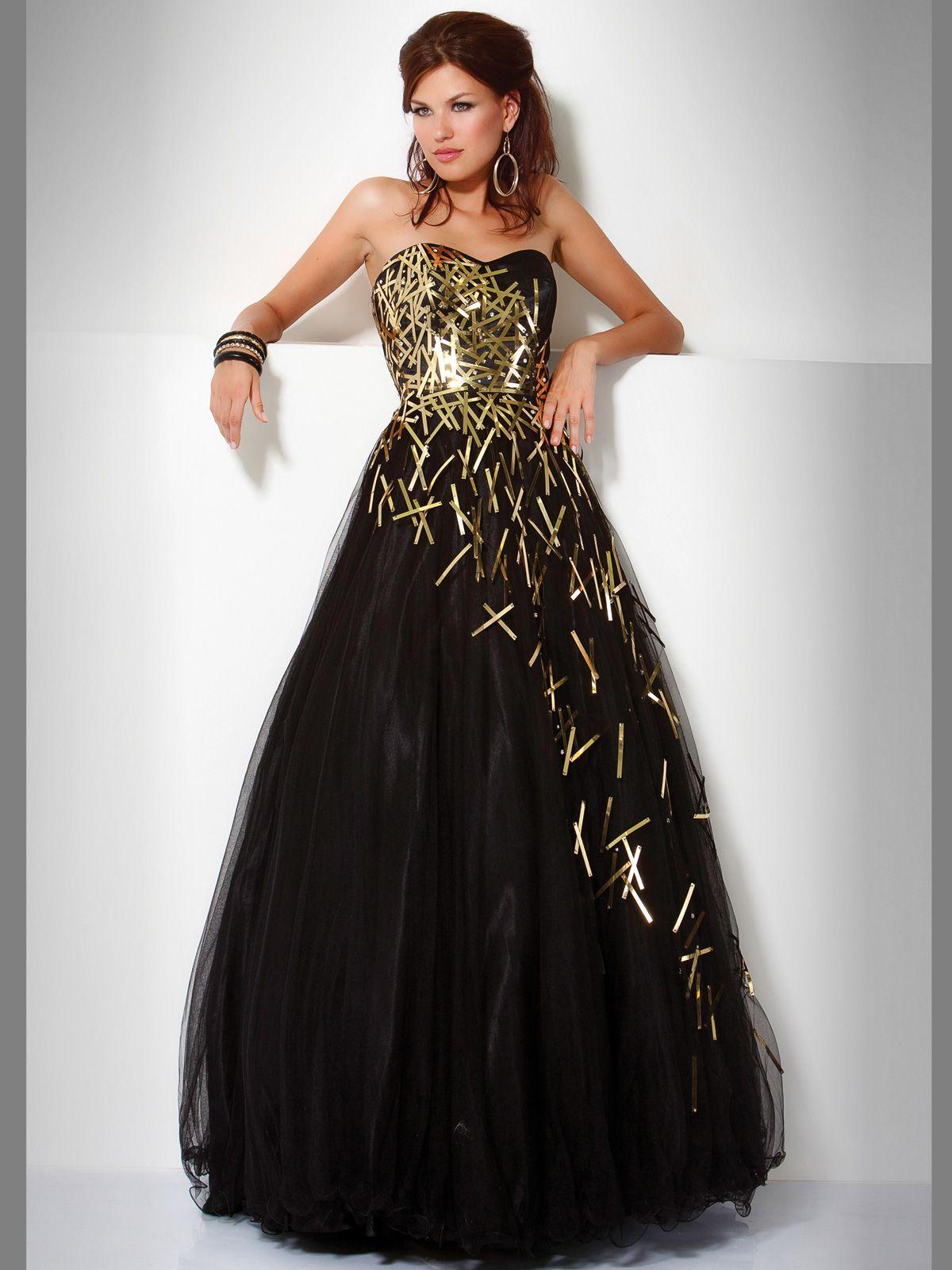 Cascading metal dress amazing ooh la la clothes pinterest