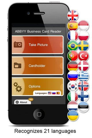 Abbyy Business Card Reader Iphone And Ipad App By Abbyy Genre Business Application Price 4 99 Http Click Linksyner Card Reader Ipad Apps Business Cards