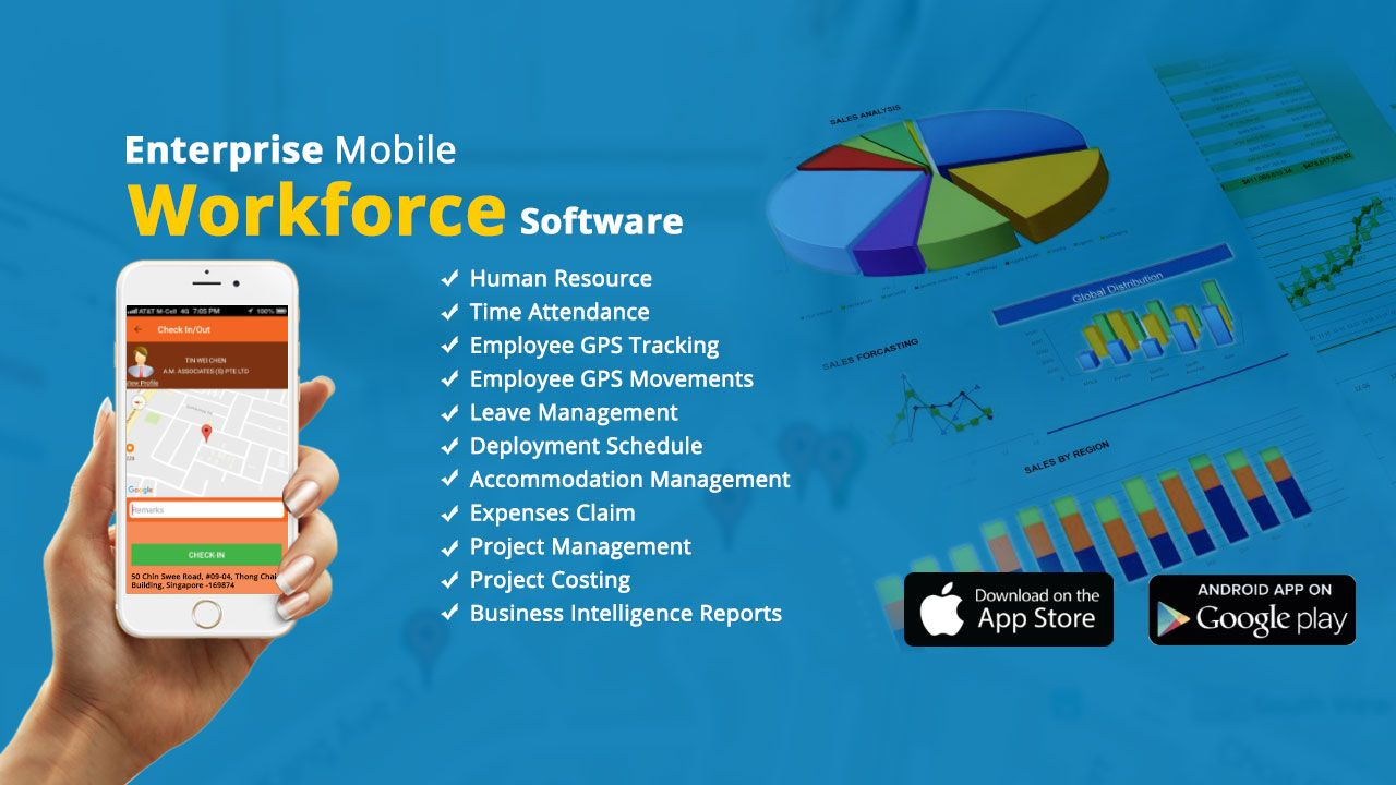 Pin by Mobile Time Attendance Tracking Solutions on Time Attendance