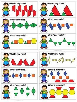 Patterning Centers With Pattern Blocks 10 Hands On Patterning