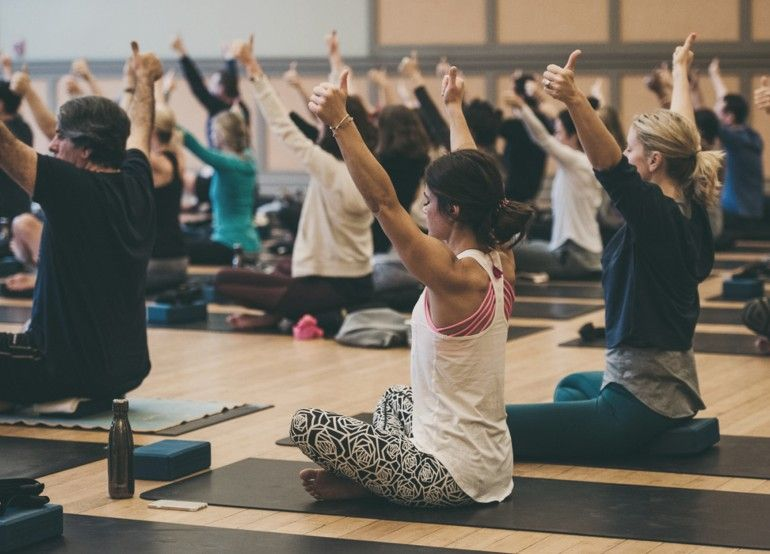 The yoga Gods have answered the prayers of every yoga enthusiast as a whole day dedicated to all things yoga is coming to London for one day only thanks to - Blog - The Handbook
