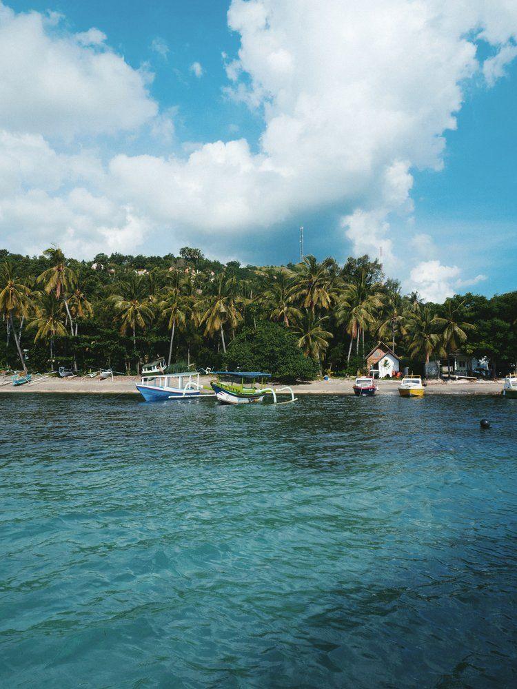 Mentigi Bay - Lombok.