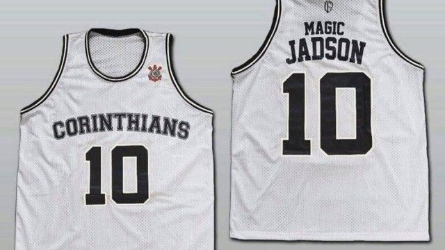 Sport Club Corinthians Paulista - 'Magic Jadson'