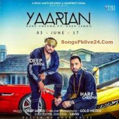 Mr Jatt Yaarian By Harf Cheema Mp3 Songspk Download Yaarian