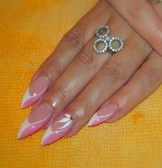 gel nails - Nail Art Gallery | Favorite Designs | Pinterest | Nail ...