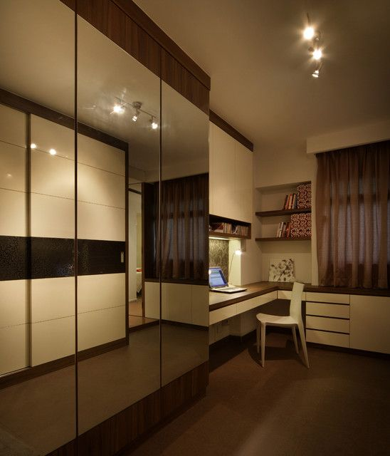 Best Office Or Bedroom Storage Study Table Designs Modern 400 x 300