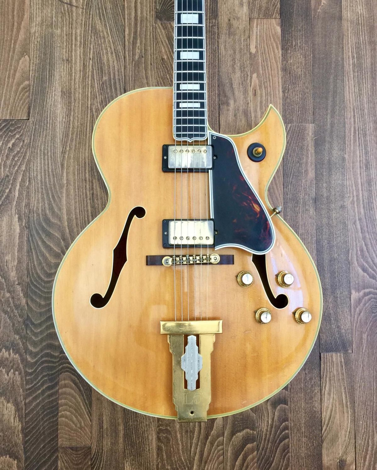 1961 Gibson L 5 Cesn Archtop Guitar Archtop Guitar Cool