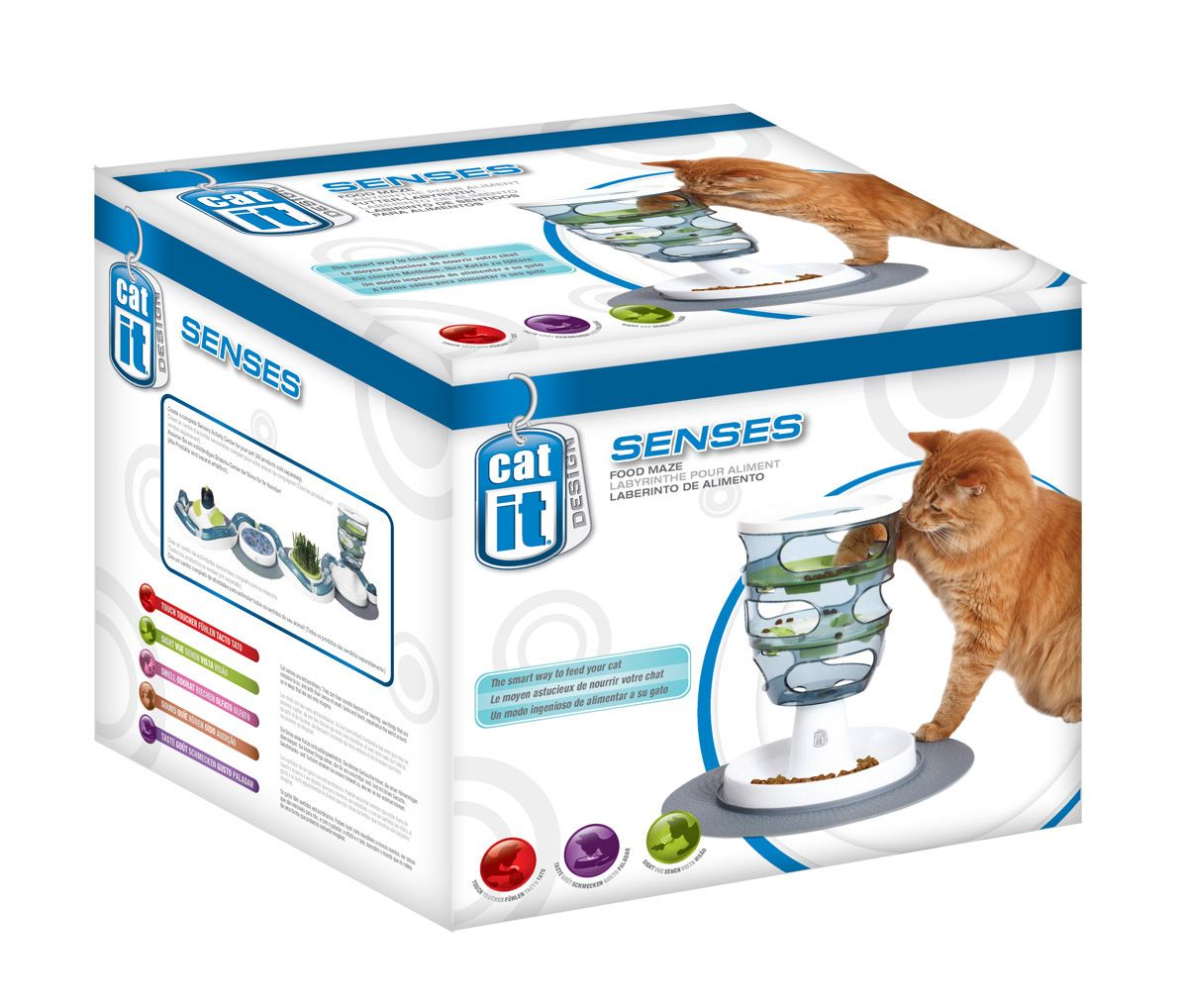 Catit Senses Food Maze £17.99 Buy a cat, Food animals