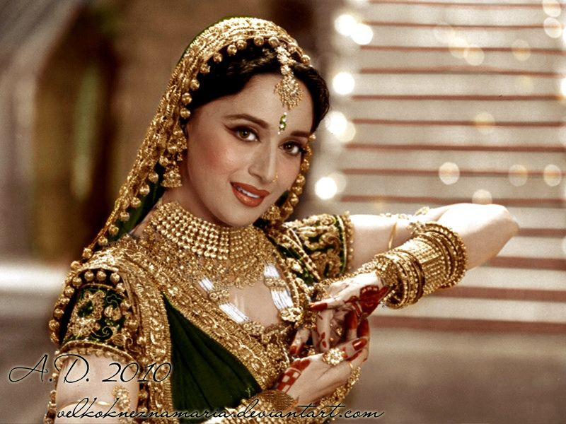 Madhuri Dixit. Can I Be Her? Please?!