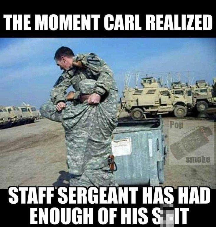 The 13 Funniest Military Memes Of The Week Army Humor Military Jokes Military Humor
