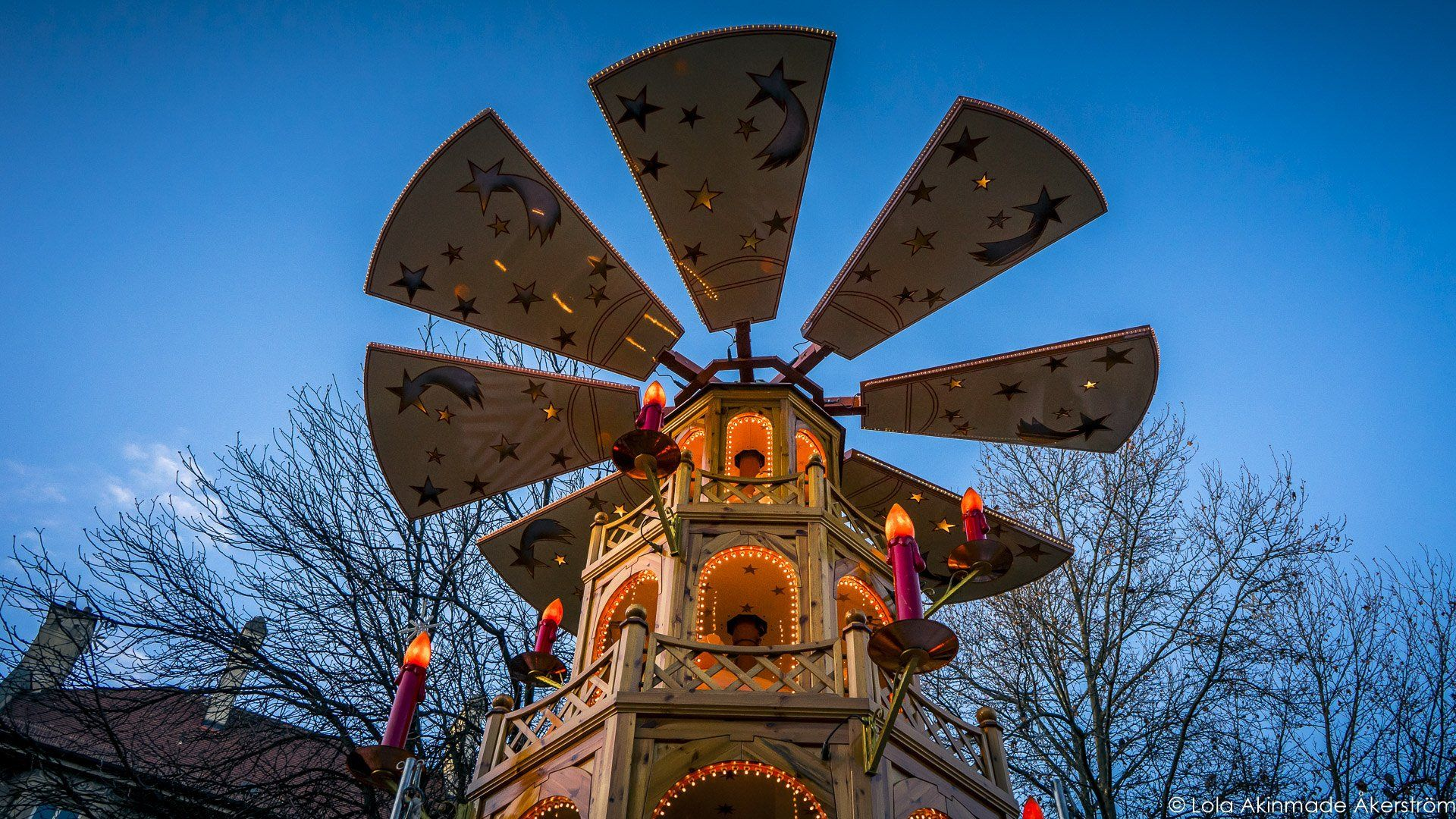 Here are some of my photos from Munich's Christmas Markets.