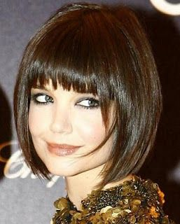 i love it can i pull it off  bob haircut with bangs