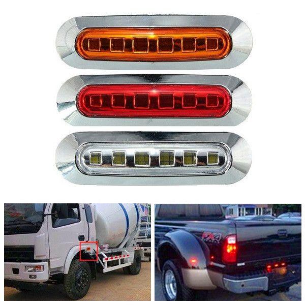 Dc10-30v LED fabricante del lado luz interior de la lámpara placa de iluminación para el autobús de camión remolque de coches
