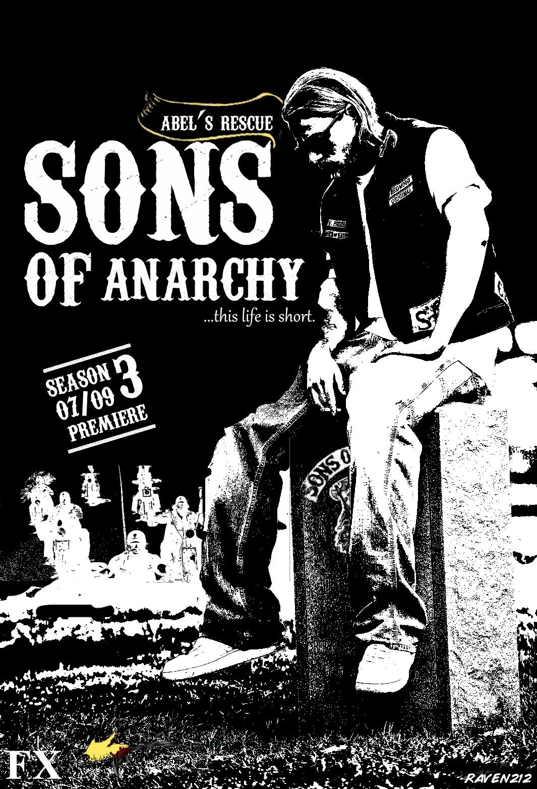 sons of anarchy season season 3