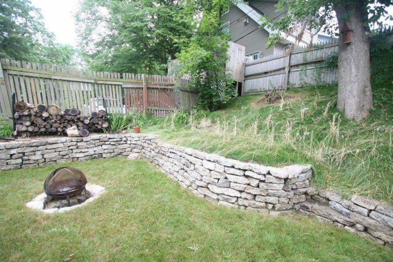 Pin By Andrea On Garden Concrete Garden Concrete Patio Backyard Oasis