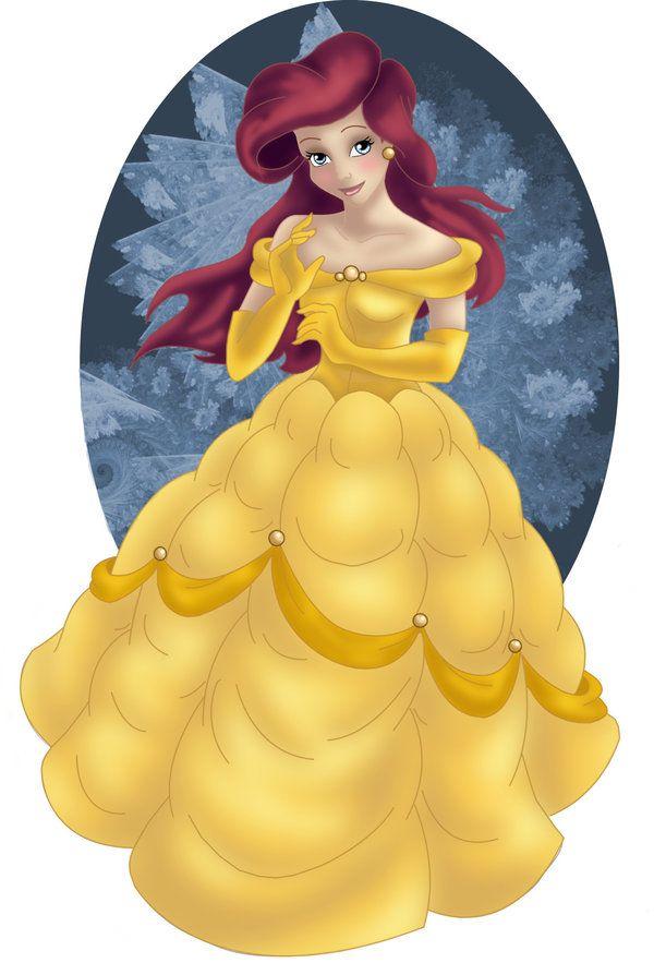 Ariel en Belle