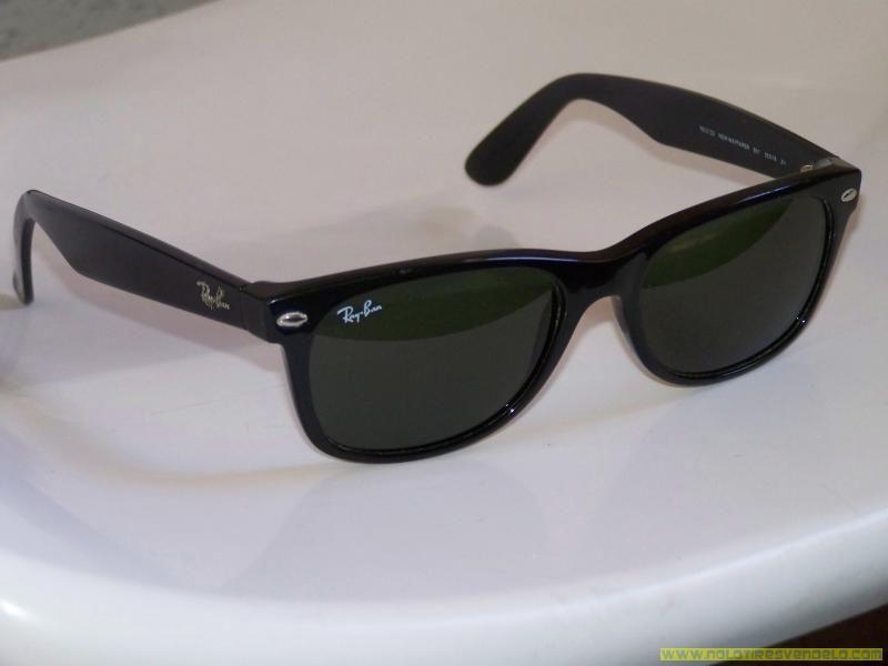 gafas de sol negras ray ban
