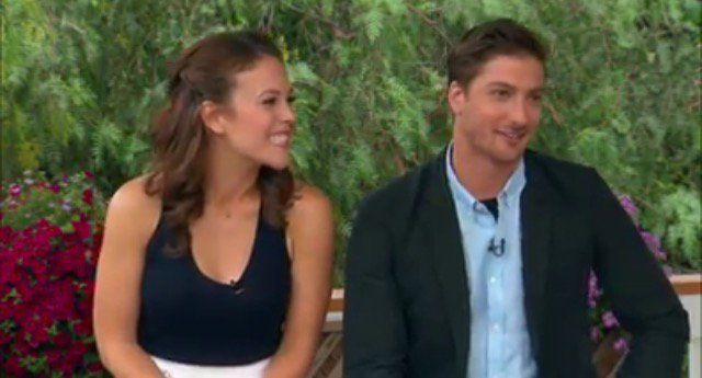"""Idella on Twitter: """"Big announcement this morning on Home and Family. 10/9 c @erinkrakow @DLissing #Hearties ❤️ https://t.co/eJNInziZg8"""""""