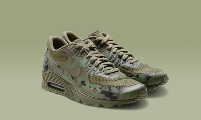 air max military