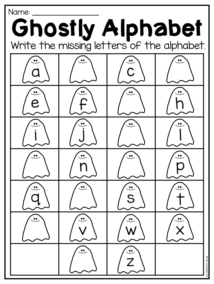 Kindergarten Halloween Worksheet Pack Halloween Worksheets Halloween Kindergarten Kindergarten Worksheets