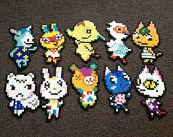Lot of animal crossing characters