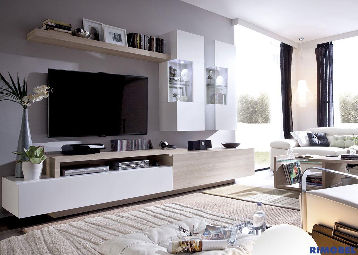 Duo 50 Duo Salones Pinterest Sal N Mueble Tv Y Tv # Muebles Pozuelo