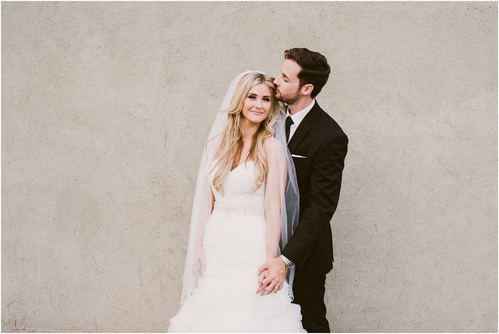 Addison + Nicole Goss // Downtown LA Marvimon Wedding » Britney Moore Photography
