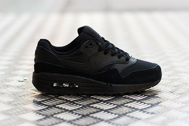 It's Time For This Nike Air Max 1 'Triple Black' To Go Night Night